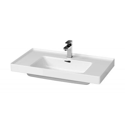 Cersanit Crea umywalka 80x45,5 cm meblowa prostokątna biała K114-017