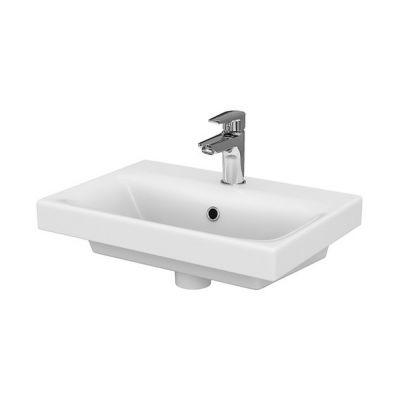 Cersanit Moduo umywalka slim 50x35 cm meblowa biała K116-008