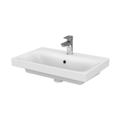 Cersanit Moduo umywalka slim 60x38 cm meblowa biała K116-010