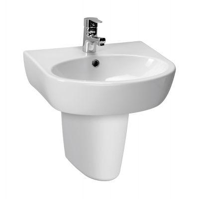 Cersanit Parva  umywalka 50 cm meblowa biała K27-030