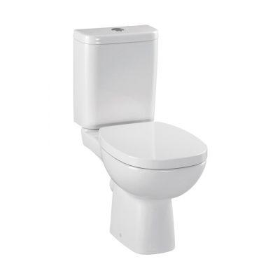 Cersanit Facile zestaw WC kompakt z deską wolnoopadającą K30-008