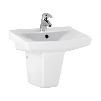 Cersanit Carina umywalka 50 cm meblowa biała K31-004