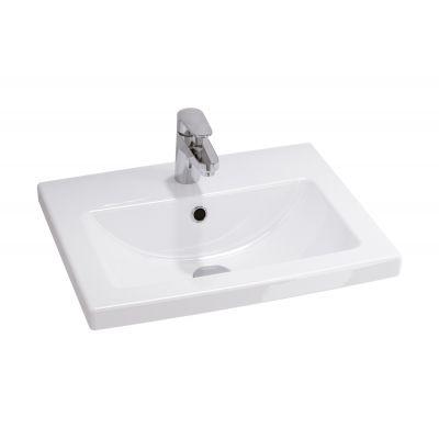 Cersanit Como umywalka 50 cm meblowa biała K32-002-BOX