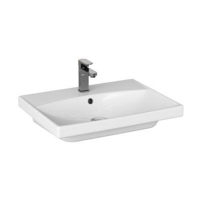 Cersanit City umywalka 60 cm meblowa biała K35-006