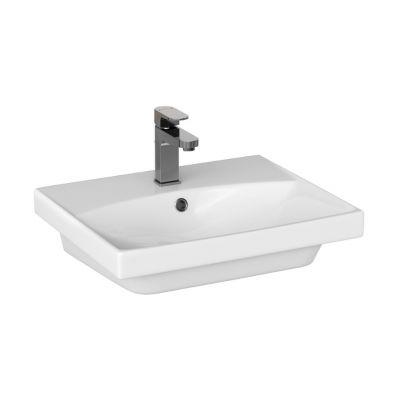 Cersanit City umywalka 50 cm meblowa biała K35-005