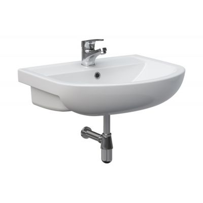 Cersanit Arteco umywalka 55 cm meblowa biała K667-008