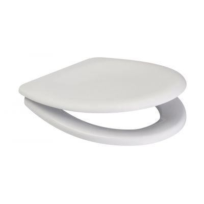Cersanit Delfi deska sedesowa duroplast biała K98-0001