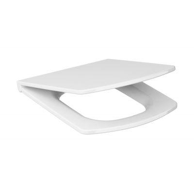 Cersanit Easy deska sedesowa wolnoopadająca biała K98-0089