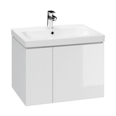 Cersanit Colour szafka 60 cm podumywalkowa wisząca biała S571-021