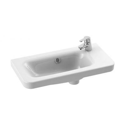 CeraStyle Noura umywalka 60x30 cm ścienna biała 033000-u