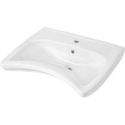 Deante Vital umywalka 60 cm dla osób niepełnosprawnych CDV6U6W