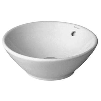 Duravit Bacino umywalka 42 cm nablatowa okrągła biała 0325420000
