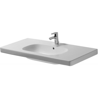 Duravit D-Code umywalka 105x48 cm prostokątna biała 03421000602