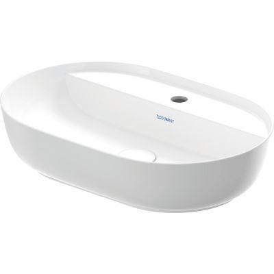 Duravit Luv umywalka 60x40 cm nablatowa owalna biała 0380600000
