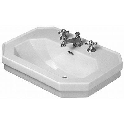 Duravit Seria 1930 umywalka 80x55 cm ścienna biała 0438800030