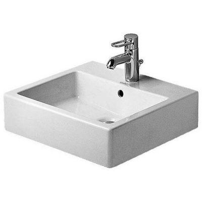 Duravit Vero umywalka 50x47 cm meblowa prostokątna biała 0454500000
