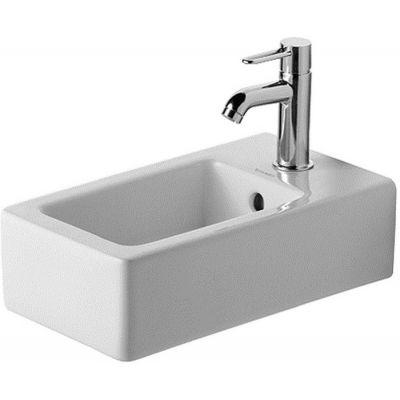 Duravit Vero umywalka 45x25 cm ścienna prostokątna biała 0702250000