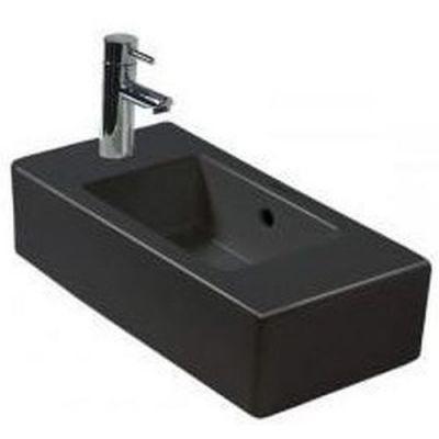 Duravit Vero umywalka 50x25 cm meblowa prostokątna czarna 0703500809
