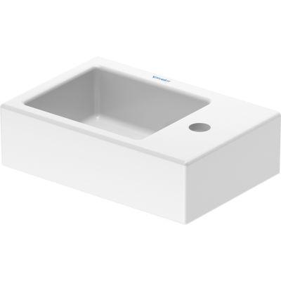 Duravit Vero Air umywalka 38x25 cm prostokątna biała 0724380000