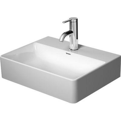 Duravit DuraSquare umywalka 45x35 cm meblowa prostokątna biała 0732450041
