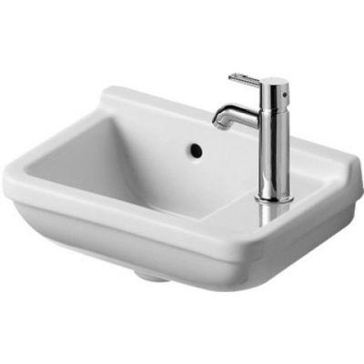 Duravit Starck 3 umywalka 40x26 cm ścienna prostokątna biała 0751400000