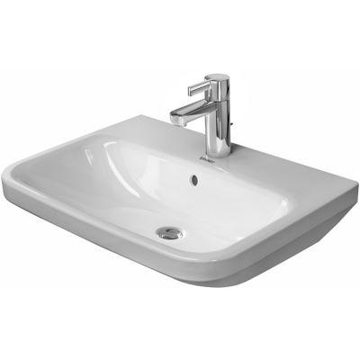 Duravit DuraStyle umywalka 60x44 cm ścienna prostokątna WonderGliss biała 23196000001