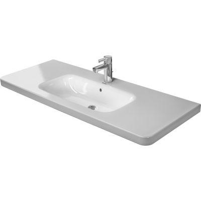 Duravit DuraStyle umywalka 120x48 cm prostokątna biała 2320120000