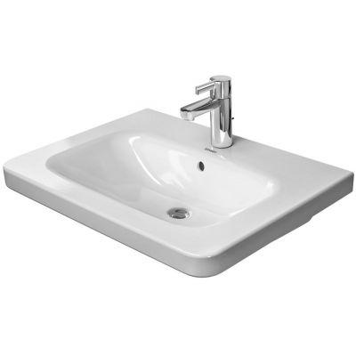 Duravit DuraStyle umywalka 65x48 cm prostokątna biała 2320650000