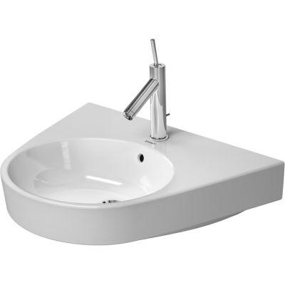Duravit Starck 2 umywalka 65x51 cm ścienna WonderGliss biała 23236500001