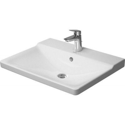 Duravit P3 Comforts umywalka 65x49,5 cm prostokątna biała 2332650000