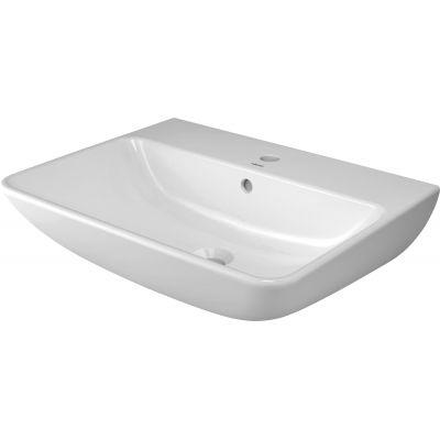 Duravit ME by Starck umywalka 60x46 cm ścienna prostokątna biała 2335600000