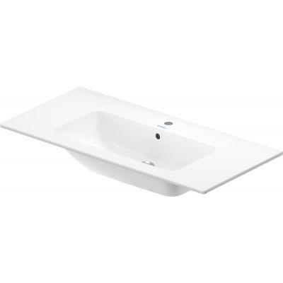 Duravit ME by Starck umywalka 103x49 cm prostokątna biała 2336100060