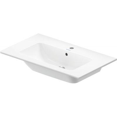 Duravit ME by Starck umywalka 83x49 cm prostokątna biała 2336830060
