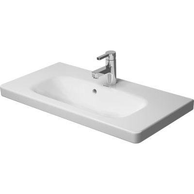 Duravit DuraStyle Compact umywalka 78,5x40 cm meblowa prostokątna biała 2337780000