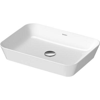 Duravit Cape Cod umywalka 55x40 cm nablatowa biała 2347550000