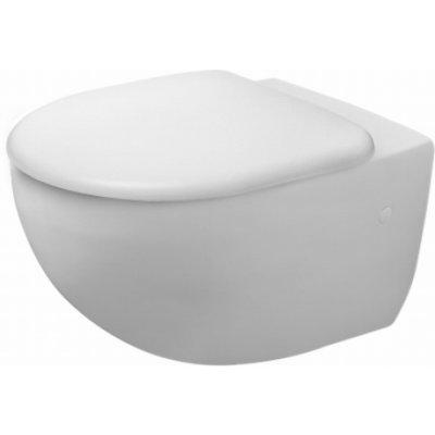 Duravit Architec miska WC wisząca WonderGliss biała 25460900641