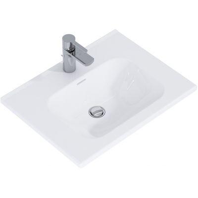 Elita Piazza umywalka 61x46 cm meblowa prostokątna biała 145710