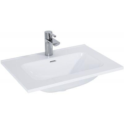 Elita Skappa umywalka 60x46 cm meblowa prostokątna biała 145830