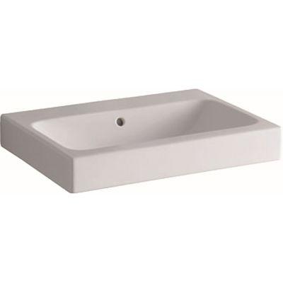 Geberit iCon umywalka 60x48 cm prostokątna biała 124063000