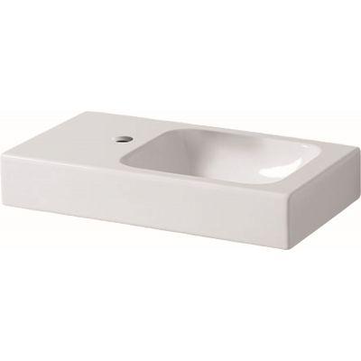Geberit iCon umywalka 53x31 cm prostokątna biała 124153000