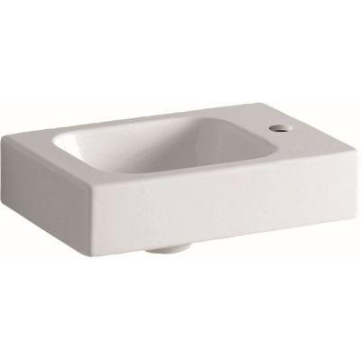 Geberit iCon umywalka 38x28 cm prostokątna biała 124736000