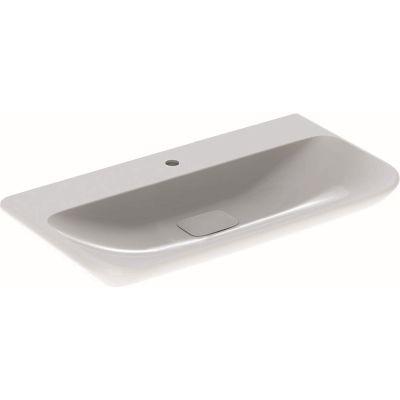 Geberit myDay umywalka 100x48 cm prostokątna biała 125400600