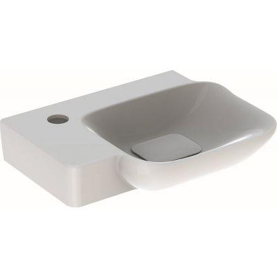 Geberit myDay umywalka 40x28 cm ścienna biała 125440600