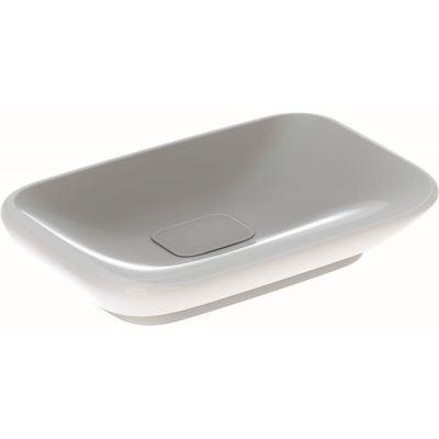 Geberit myDay umywalka 60x40 cm wpuszczana prostokątna biała 245460600