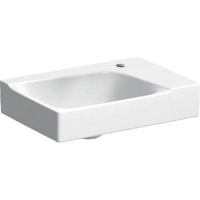 Geberit Xeno2 umywalka 40x28 cm prostokątna prawa biała 500.529.01.1