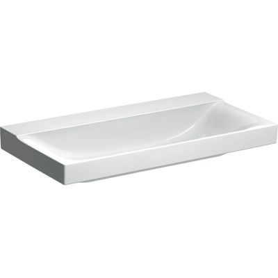 Geberit Xeno2 umywalka 90x48 cm prostokątna biała 500.532.01.1