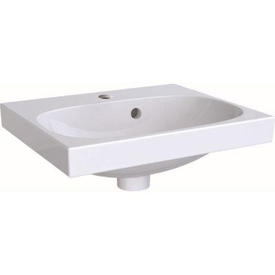 Geberit Acanto umywalka 45x38 cm prostokątna biała 500.636.01.2