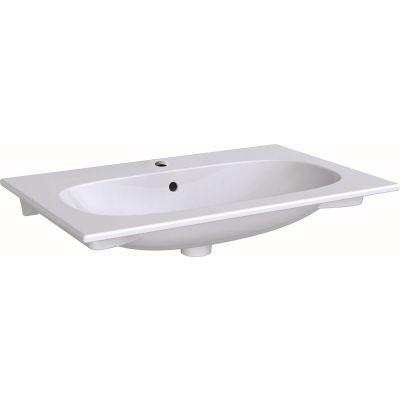 Geberit Acanto umywalka 75x48 cm meblowa prostokątna biała 500.641.01.2