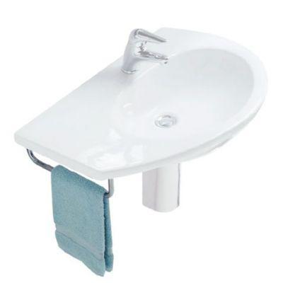 Globo reling do umywalki chrom BO024