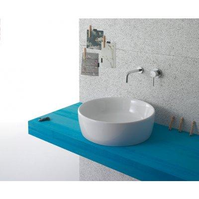 Globo Bowl+ umywalka 48 cm okrągła GE048.BI